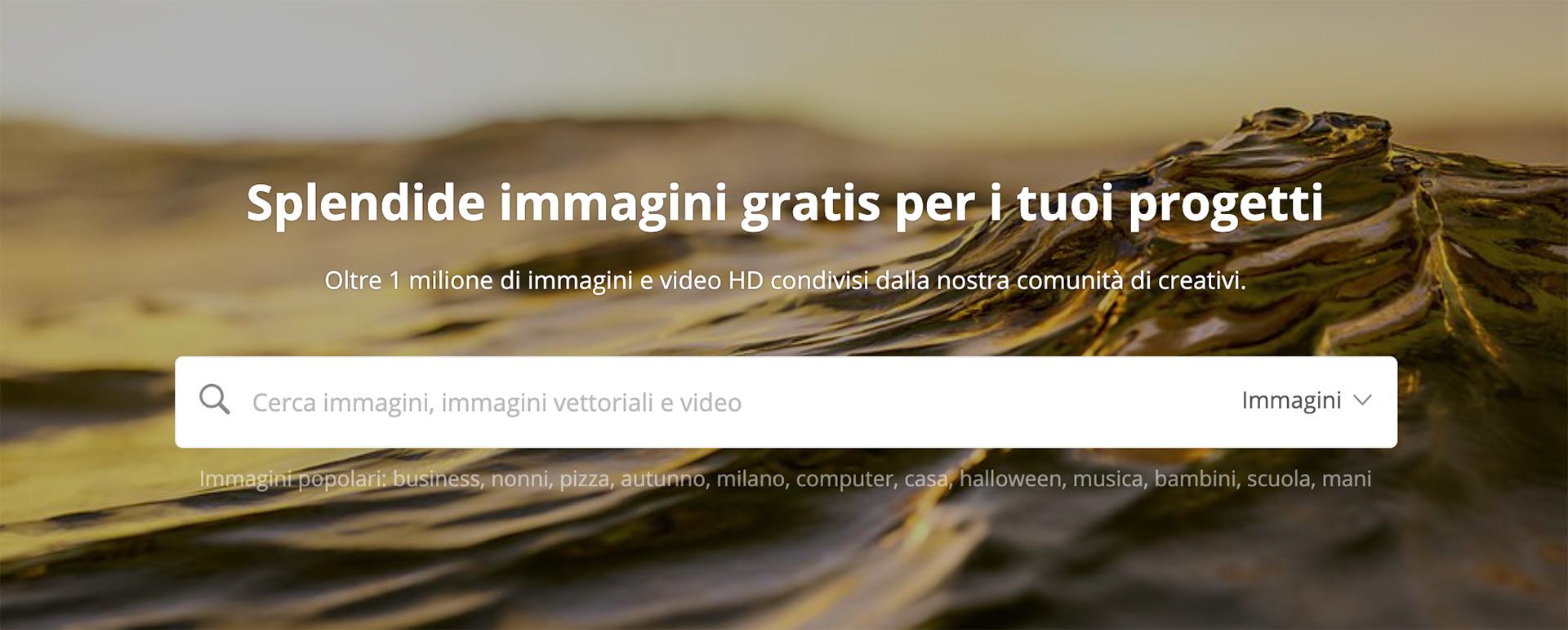 I migliori siti di Immagini Gratis ad uso Commerciale