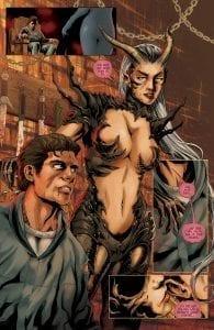 Review Komik Satan's Hollow #5 (2016)
