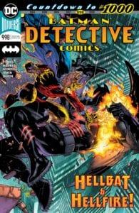 Review Komik Detective Comics #998 (DC Comics, 2019)