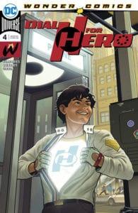 Review Komik Dial H For Hero #4 (DC Comics, 2019)