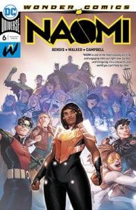 Review Komik Naomi #6 (DC Comics, 2019)