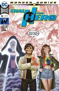 Review Komik Dial H For Hero #6 (DC Comics, 2019)