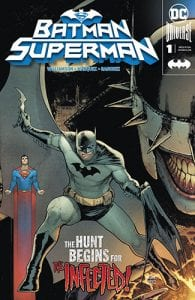 Review Komik Batman / Superman #1 (DC Comics, 2019)