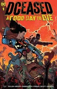 Review Komik DCeased: A Good Day To Die #1 (DC Comics, 2019)