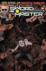 Review Komik Sword Master #3-#4 (Marvel, 2019)