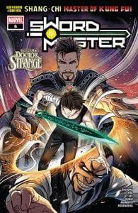 Review Komik Sword Master #6 (Marvel, 2019)