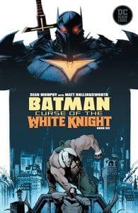 Review Komik Batman: Curse of The White Knight #6 (DC Comics, 2020)