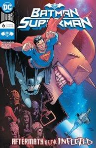 Review Komik Batman/Superman #6 (DC Comics, 2020)