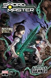 Review Komik Sword Master #8 (Marvel, 2020)