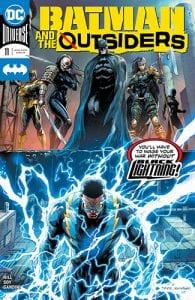 Review Komik Batman And The Outsiders #11 (DC Comics, 2020)