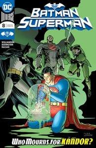 Review Komik Batman/Superman #8 (DC Comics, 2020)