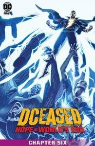 Review Komik DCeased: Hope At World's End #6 (DC Comics, 2020)