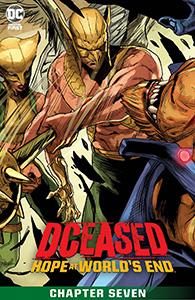 Review Komik DCeased: Hope At World's End #7 (DC Comics, 2020)
