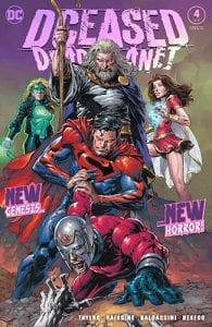 Review Komik DCeased: Dead Planet #4 (DC Comics, 2020)
