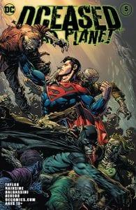 Review Komik DCeased: Dead Planet #5 (DC Comics, 2020)