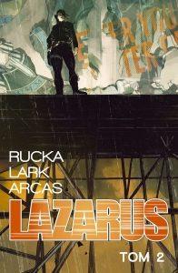 Lazarus tom 2 okładka