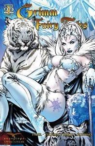 Review Komik Grimm Fairy Tales #22 (Zenescope, 2008)