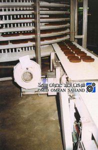 سیستم های خنک کننده نانوایی