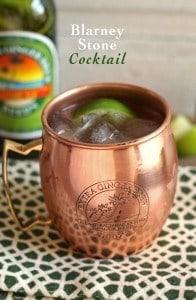 Blarney Stone Cocktail | www.honeyandbirch.com #drinks