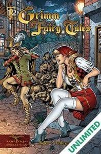 Review Komik Grimm Fairy Tales #12 (Zenescope, 2006)