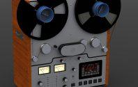 Analog Audio Design : le magnétophone à bobines libres 100% français est la surprise de l'année 2021