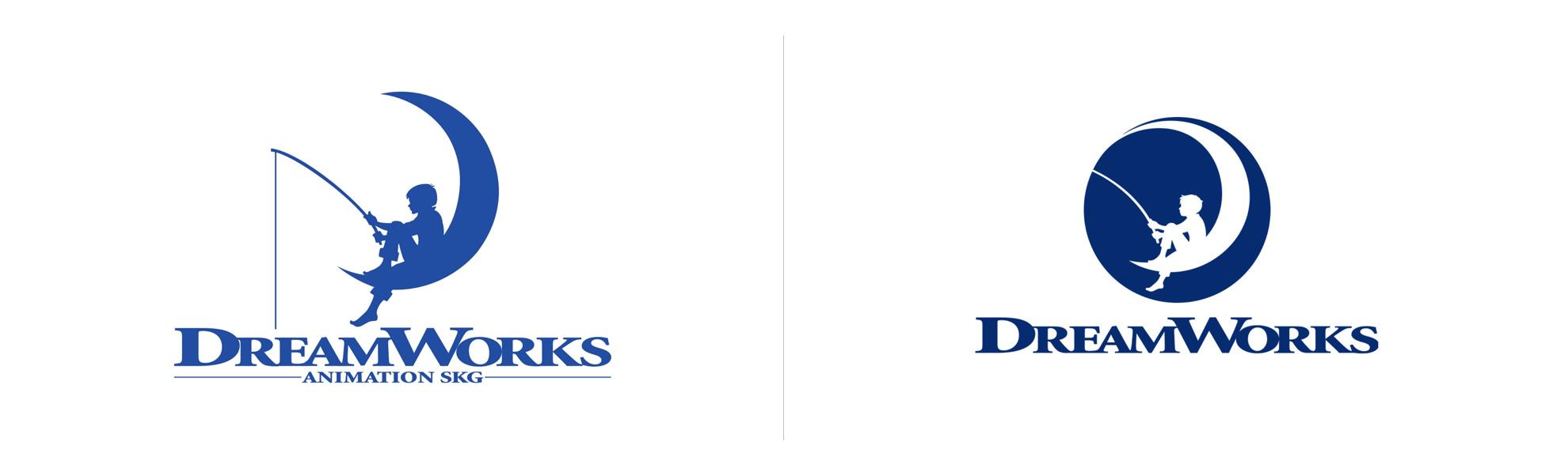 DreamWorks zmieniło logo