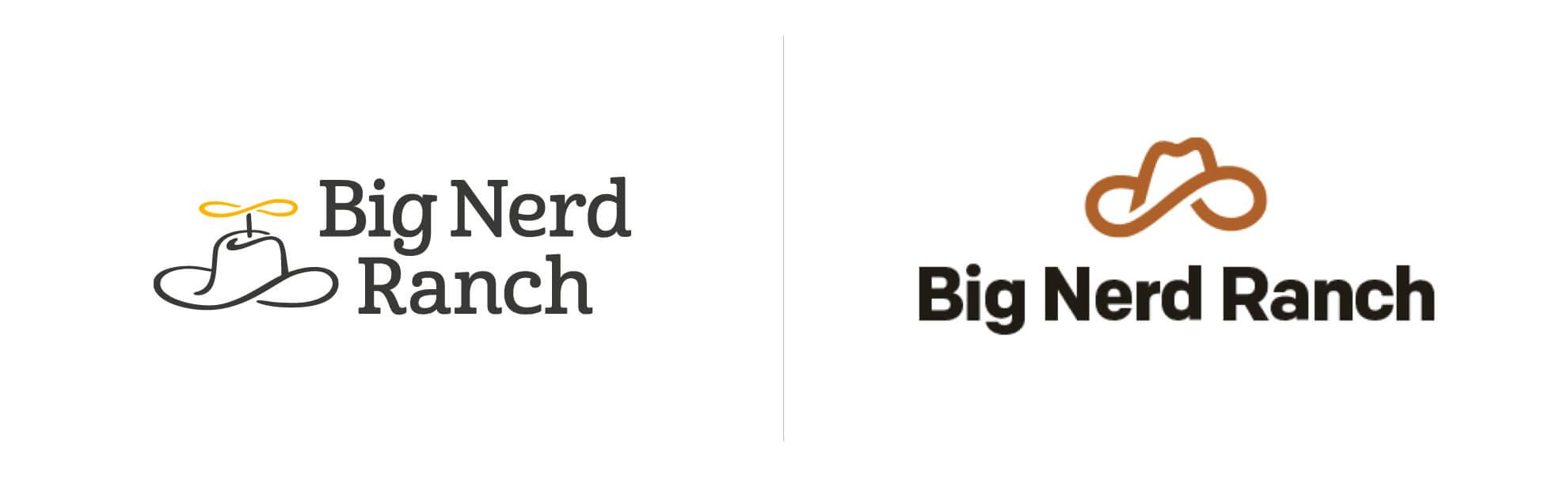 Big Nerd Ranch zmienia logo