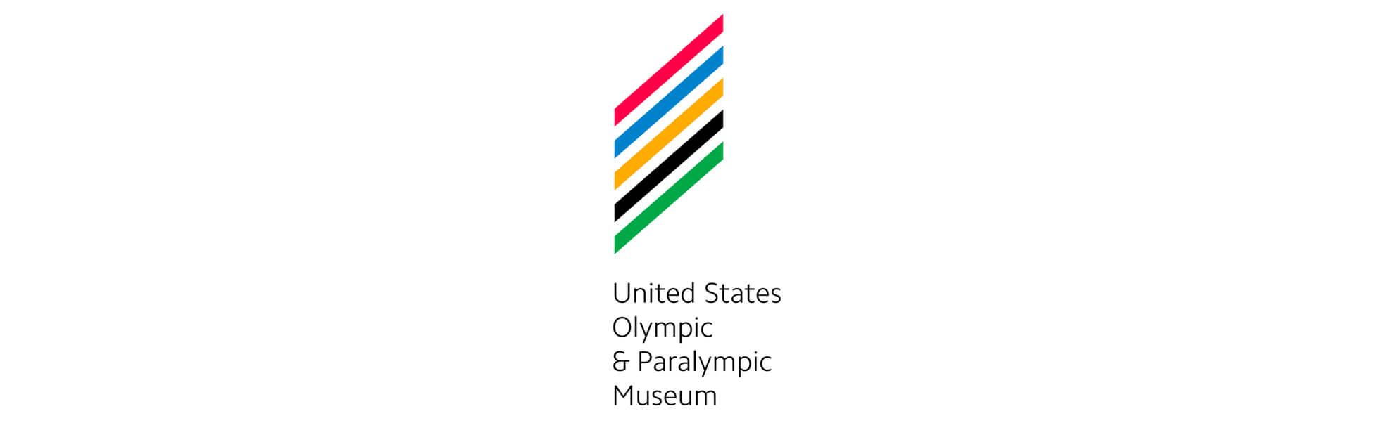 Powstające U.S. Olympic & Paralympic Museum zlogo odChermayeff & Geismar & Haviv