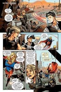 Review Komik Supergirl: Rebirth #1 (2016)