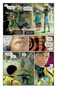 Review Komik Batman Beyond #16 *TAMAT* (2016)