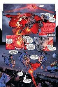Review Komik SuperWoman #2 (2016)