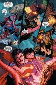 Review Komik Superman #9 (2016)