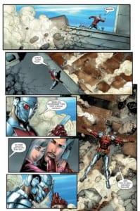 Review Komik Justice League vs. Suicide Squad #1 (2016)