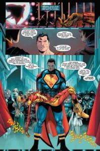 Review Komik Superman #16 (2017)