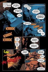 Review Komik Batman #17 (2017)