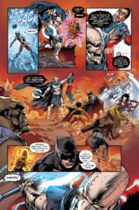 Review Komik Justice League of America #1 (2017)