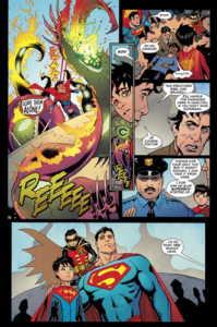 Review Komik Superman #21 (2017)