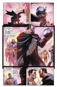 Review Komik Action Comics #983 (2017)