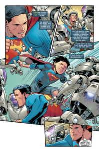 Review Komik Superman #26 (2017)