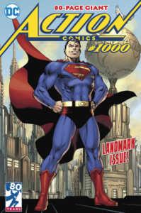Review Komik Action Comics #1000 (2018)