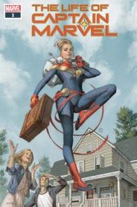 Review Komik The Life of Captain Marvel #1 (2018)