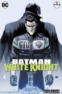 Review Komik Batman: White Knight #8 (2018)