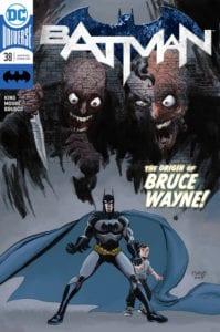 Review Komik Batman #38 (DC Comics, 2018)