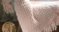 Şişsiz, Tığsız, Dikişsiz 1 saatte örülen battaniye yapılışı