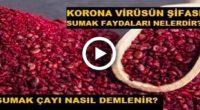 Korona Virüsün Şifası Sumak Çayı