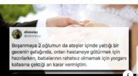 Acı Bir Şekilde Alınan boşanma Kararları