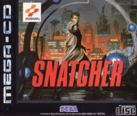 snatcher euro cover