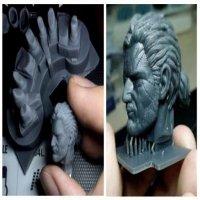 3D принтер SLA печать