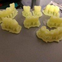 Зуби за допомогою Formlabs Form 2