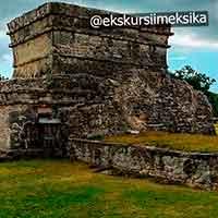 Тулум и Коба в Мексике